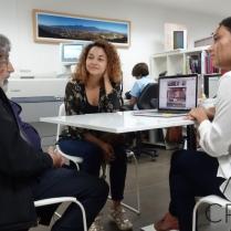 Encuentro con Carlos Cruz-Diez