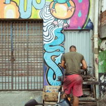 Muralismo en Istmina