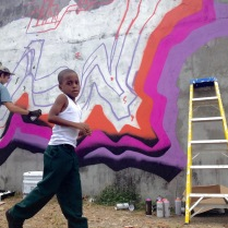 Muralismo en Colón